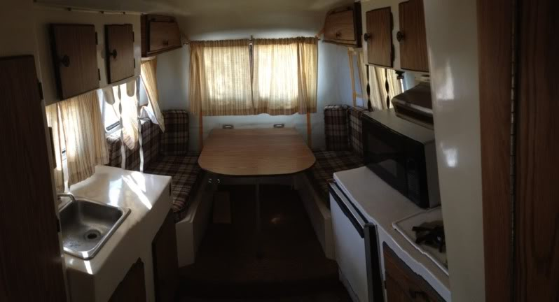 New To Campers 19 Scamp Fifth Wheel