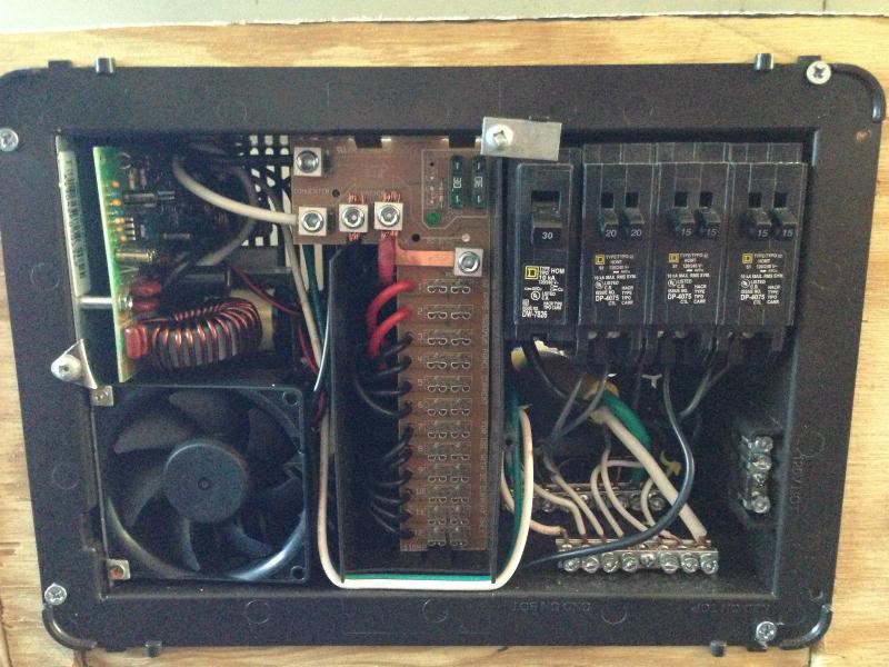 help with wiring p4045 fiberglass rv
