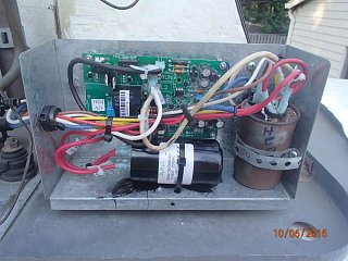 Soft Start device for AC units  NOT a capacitor! - Fiberglass RV