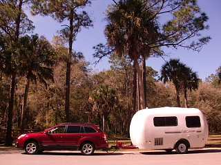 Eggcamper & Outback at Scamp Camp, Sebring , Fl Feb. 2015.jpg