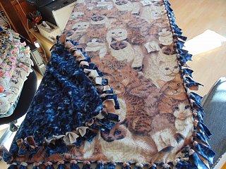 cat collage blue splotches fabric.jpg