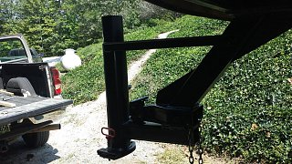 Scamp 5th to goosemeck hitch conversion 2.jpg