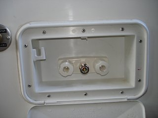 Outdoor RV Shower Submited Images