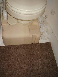 Bathroom Comparison Scamp 13 Vs Casita 13 Fiberglass Rv