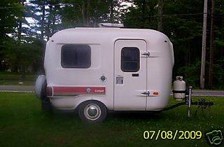 1985 13 Ft U Haul Camper On Ebay