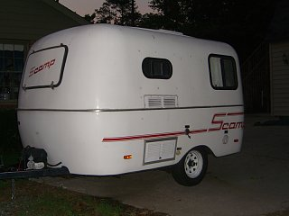 13 Ft Scamp Trailer For Sale