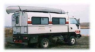 Fiberglass on 4 Wheels - Fiberglass RV
