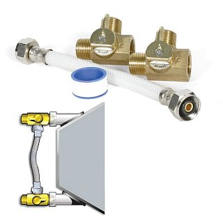 Camco 35953 water heater bypass kit fiberglass rv attached thumbnails ccuart Choice Image