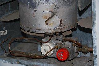 Hydro Flame Furnace Fiberglass Rv