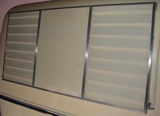 Window Guards Fiberglass Rv