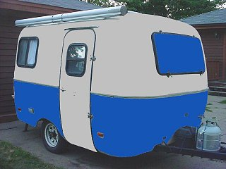 Paint Ideas Fiberglass Rv