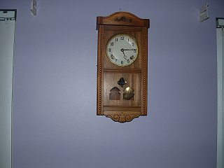 Antique Clocks Fiberglass Rv