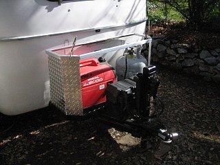 propane generators for travel trailers