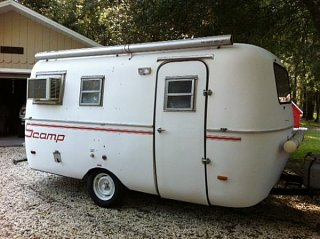 85 Scamp $2995 Brooksville, FL - Fiberglass RV