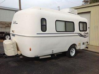 Casita - Kansas City Craiglist $7600 - Fiberglass RV