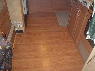 Allure Floor By Trafficmaster Fiberglass Rv