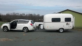 towing with sienna rav4 highlander fiberglass rv. Black Bedroom Furniture Sets. Home Design Ideas