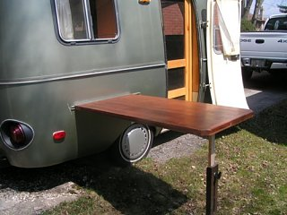 Table Parts And Etc Fiberglass Rv