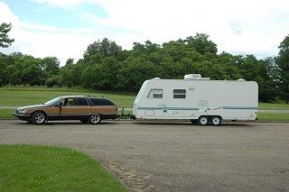 TV: 1995 Buick Roadmaster Station Wagon ? - Fiberglass RV