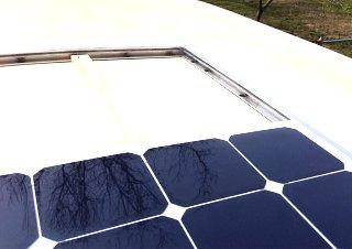 My Solar Installation In A Lil Snoozy Fiberglass Rv