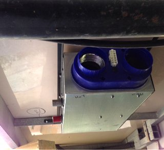 Lil Snoozy Propane Furnace Installation Fiberglass Rv