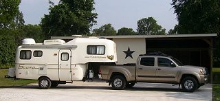 SALE PENDING - 2005 Scamp 19' (5th wheel) Deluxe FOR SALE ...