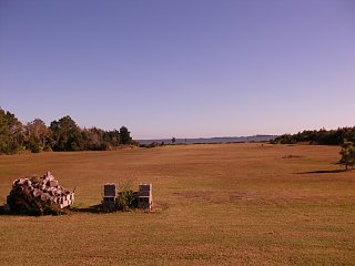 Click image for larger version  Name:Cedar Island - lawn, fireplace & shore - 258kb.jpg Views:14 Size:258.8 KB ID:83077