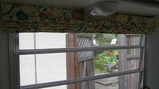 Curtains In Bolers Fiberglass Rv