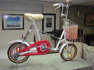 Sold Picnica The Ultimate Fg Folding Bicycle Fiberglass Rv
