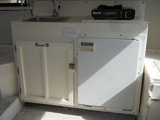 Click image for larger version  Name:Scamp kitchen cabinet with drawers closed.jpg Views:23 Size:147.7 KB ID:94340
