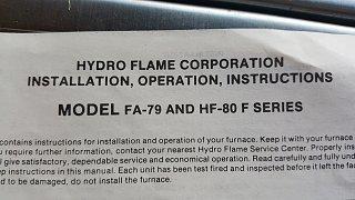 Furnace Pilot Won T Stay Lit Thermocouple Good