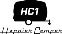 Built in California, the HC1 has a modular interior and large rear hatch, wide entry door, classic fenders, honeycomb fiberglass floor and large panoramic windows....
