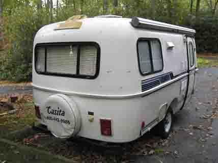 Splicer S Trailer 1997 Casita Spirit Deluxe