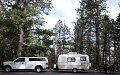 Silver Campground Lincoln Nat'l Forest 9,000+ Feet Elevation