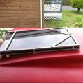 40w solar panel.