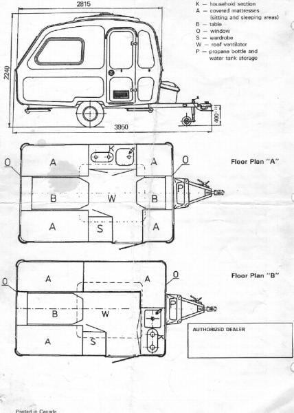 fiberglass rv - historian u0026 39 s album  cadet