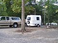 We bought a 1996 Lite House Trailer For Two and less than two weeks after we purchased it, we went camping.  The original owner had made some...