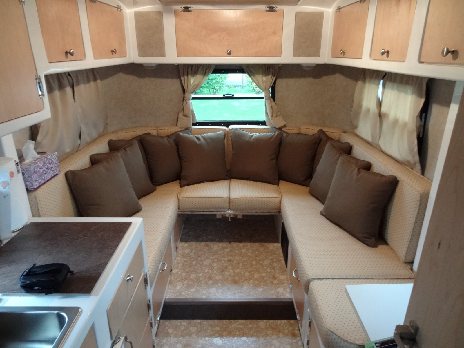 Conversion Van Interior Ideas Our van build on the