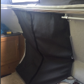 A solution to the main hatch door